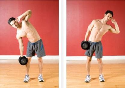 SIDE ABS – EXTERNAL ABDOMINAL OBLIQUE | health & fitnessOblique Exercises